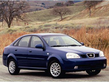 2004 Suzuki Forenza Sedan