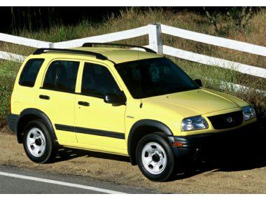 2004 Suzuki Vitara V6 SUV