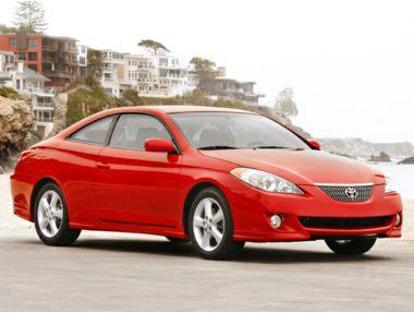 2004 Toyota Camry Solara Coupe