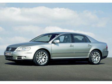 2004 Volkswagen Phaeton Sedan