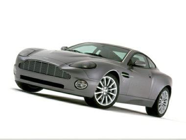 2005 Aston Martin Vanquish Coupe