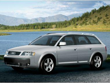 2005 Audi allroad Wagon