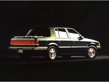 1995 Dodge Spirit Sedan