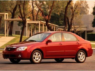 2005 Kia Spectra Sedan