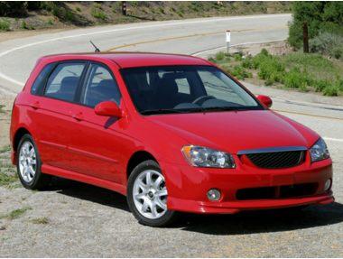 2006 Kia Spectra5 Hatchback
