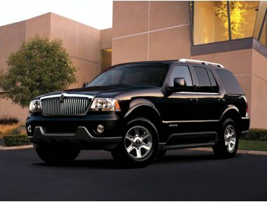 2005 Lincoln Aviator SUV