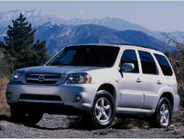 2005 mazda tribute i m5 suv ratings prices trims. Black Bedroom Furniture Sets. Home Design Ideas