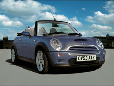 2006 mini cooper s base m6 convertible ratings prices trims summary j d power. Black Bedroom Furniture Sets. Home Design Ideas