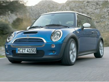 2006 MINI Cooper S Hatchback