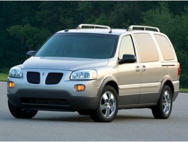 2005 Pontiac Montana SV6 Van