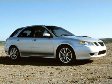 2005 Saab 9-2X Hatchback