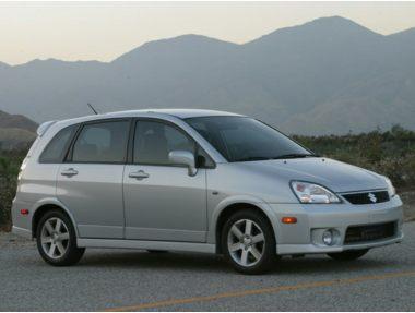 2005 Suzuki Aerio SX Hatchback