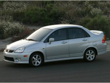 2005 Suzuki Aerio Sedan