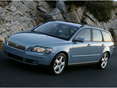 2005 Volvo V50 Wagon