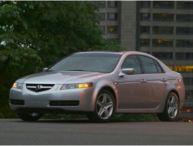 2006 Acura TL Sedan