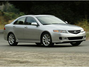 2006 Acura TSX Sedan