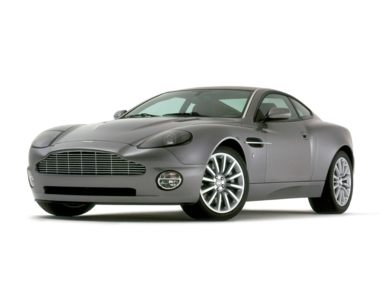 2006 Aston Martin Vanquish Coupe