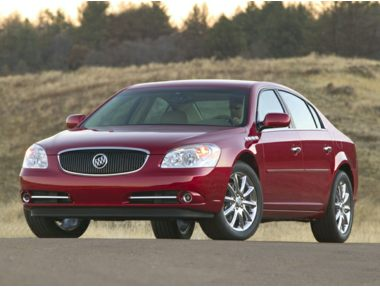 2006 buick lucerne cx sedan ratings prices trims. Black Bedroom Furniture Sets. Home Design Ideas