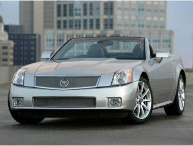 2007 CADILLAC XLR-V Convertible