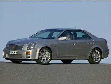 2007 CADILLAC CTS-V Sedan