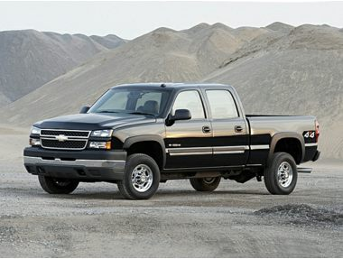 2005 chevrolet silverado 1500hd reviews specs and prices. Black Bedroom Furniture Sets. Home Design Ideas