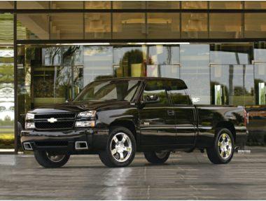 2006 Chevrolet Silverado 1500 SS Truck