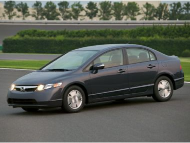 2006 Honda Civic Hybrid Sedan