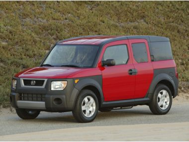 2006 Honda Element SUV