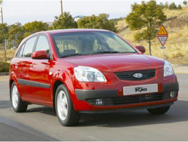 2006 Kia Rio5 Hatchback