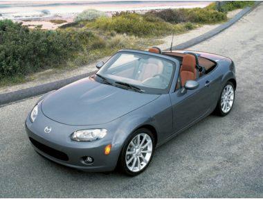 2006 Mazda MX-5 Convertible