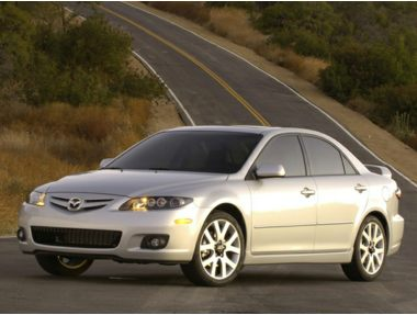 2007 Mazda Mazda6 Sedan