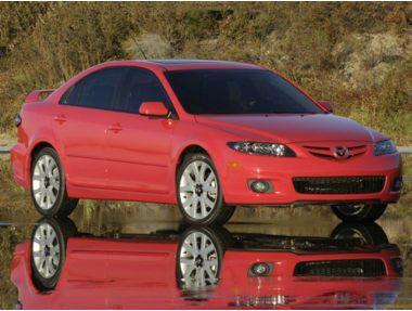 2006 Mazda Mazda6 Hatchback