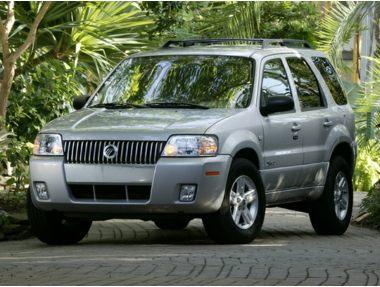 2007 Mercury Mariner Hybrid SUV
