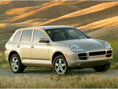 2006 Porsche Cayenne SUV