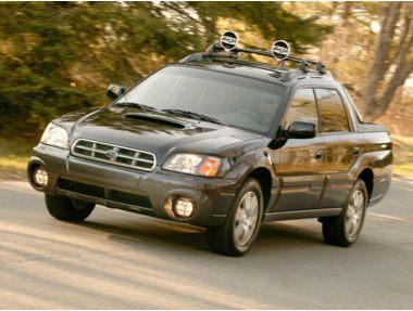 2006 Subaru Baja Truck