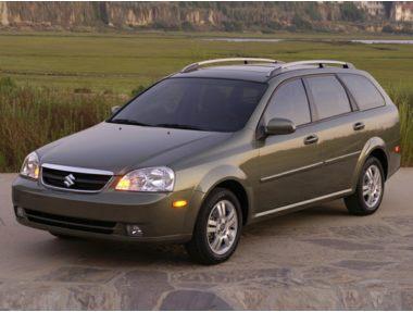 2006 Suzuki Forenza Wagon
