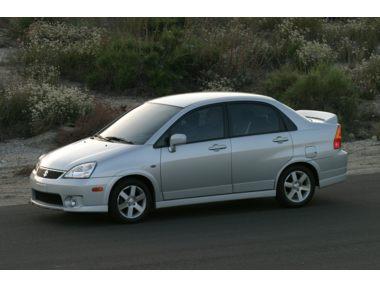 2006 Suzuki Aerio Sedan