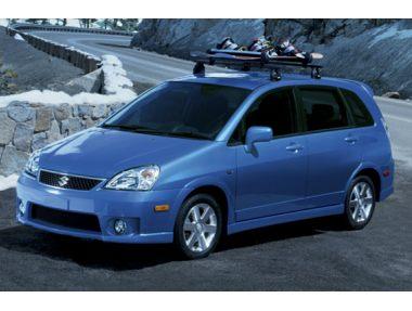 2006 Suzuki Aerio SX Hatchback