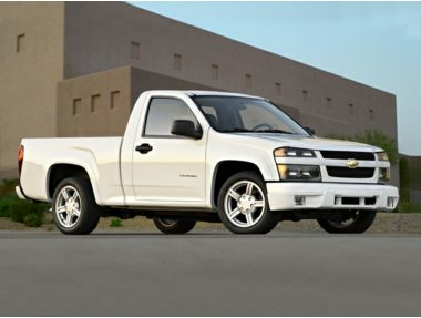 2007 Chevrolet Colorado Truck