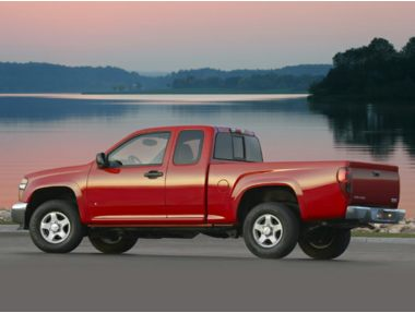 2007 GMC Canyon Truck
