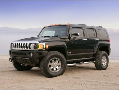 2007 hummer h3 suv base suv ratings prices trims summary j d power. Black Bedroom Furniture Sets. Home Design Ideas