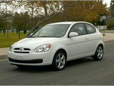 2007 hyundai accent gs m5 hatchback ratings prices. Black Bedroom Furniture Sets. Home Design Ideas