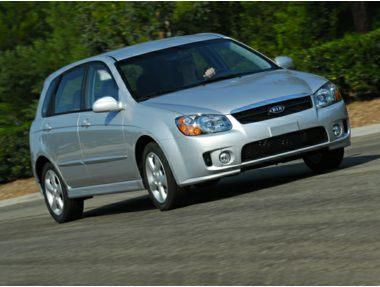 2007 Kia Spectra5 Hatchback