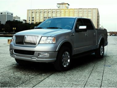2007 Lincoln Mark LT Truck