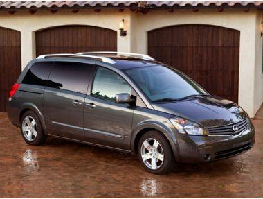 2007 Nissan Quest Van