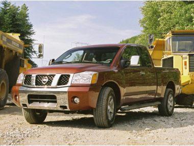 2007 Nissan Titan Truck