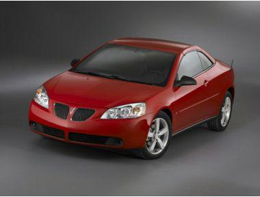 2007 Pontiac G6 Coupe