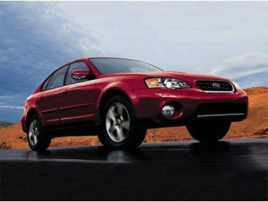 2007 Subaru Outback Sedan