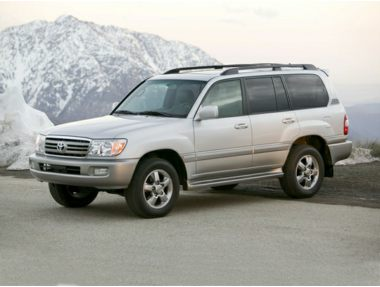 2007 Toyota Land Cruiser SUV