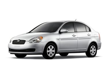 2008 Hyundai Accent Sedan